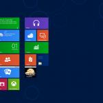 Windows Metro UI Startbildschirm