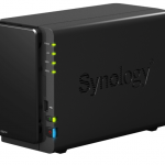 nächster NAS Versuch: Synology DS214
