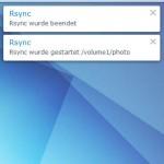 rsync beschleunigen.. Backup NAS auf WD My Book World