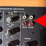 neue Funktion im Behringer DX2000 entdeckt
